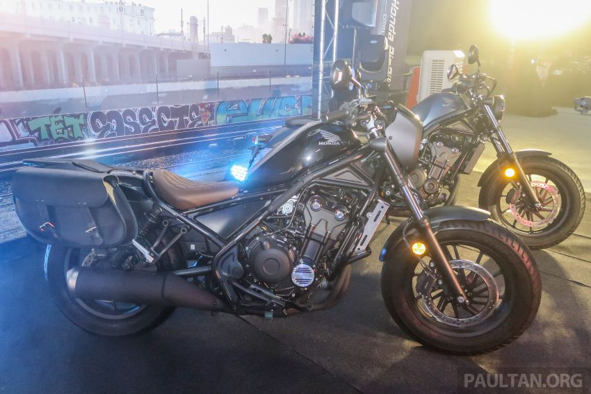 2020 Honda Rebel now on sale in Malaysia – RM32,899 Image #1170227