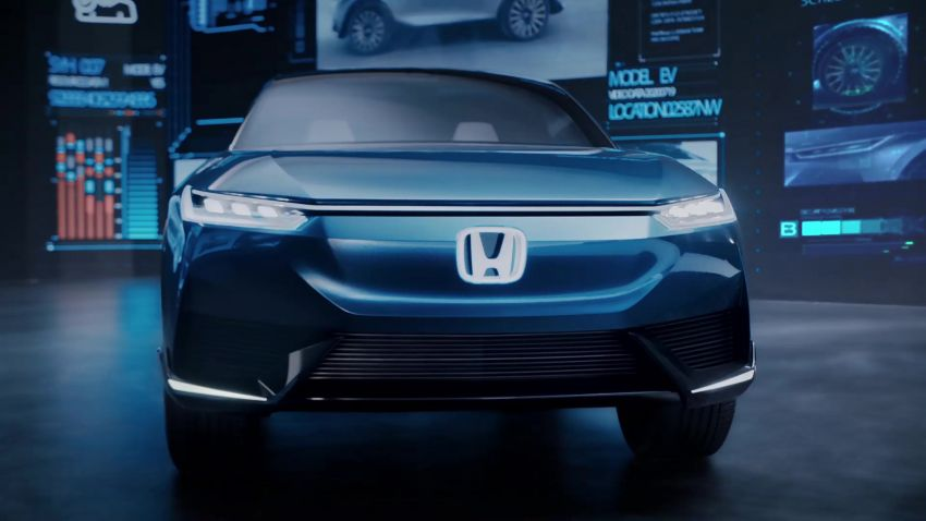 Honda SUV e:concept makes its debut at Beijing Motor Show – previews brand's first EV model for China Image #1184182