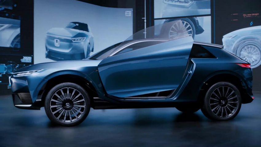 Honda SUV e:concept makes its debut at Beijing Motor Show – previews brand's first EV model for China Image #1184183