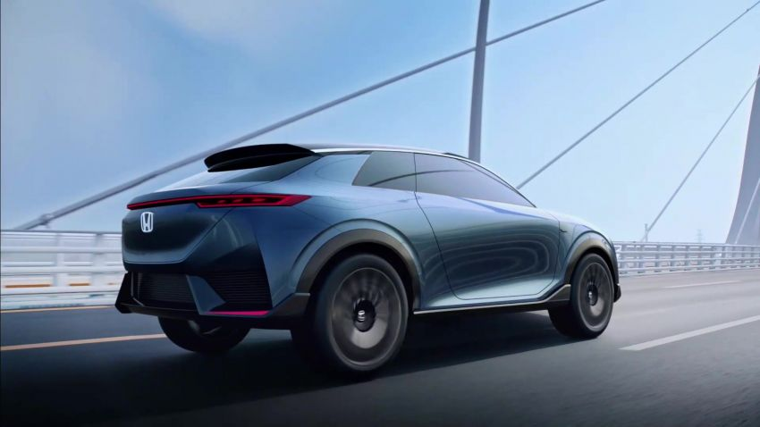 Honda SUV e:concept makes its debut at Beijing Motor Show – previews brand's first EV model for China Image #1184189