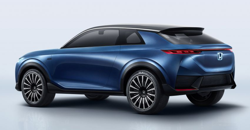 Honda SUV e:concept makes its debut at Beijing Motor Show – previews brand's first EV model for China Image #1184172