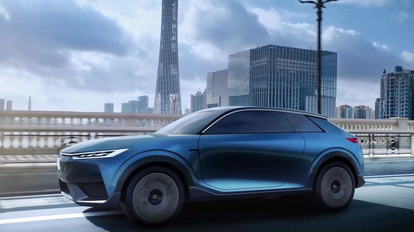 Honda SUV e:concept makes its debut at Beijing Motor Show – previews brand's first EV model for China Image #1184192