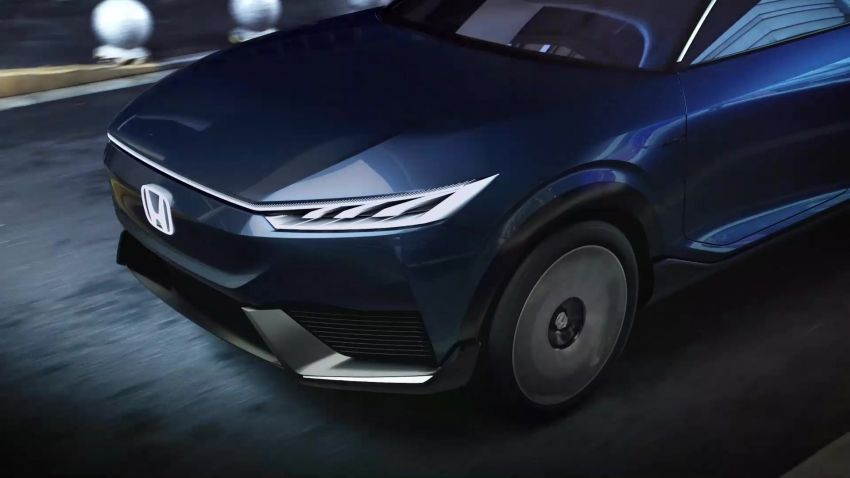 Honda SUV e:concept makes its debut at Beijing Motor Show – previews brand's first EV model for China Image #1184194