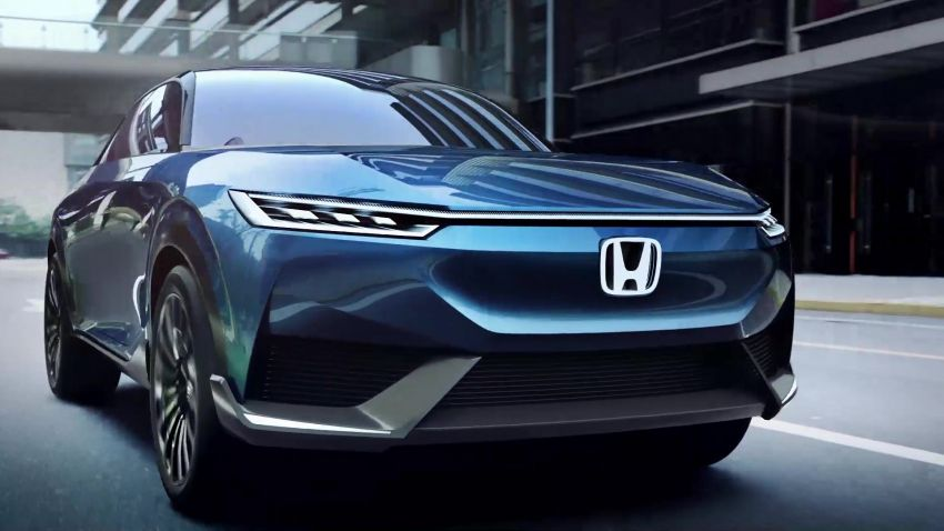 Honda SUV e:concept makes its debut at Beijing Motor Show – previews brand's first EV model for China Image #1184196