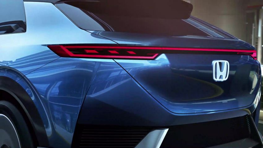 Honda SUV e:concept makes its debut at Beijing Motor Show – previews brand's first EV model for China Image #1184197