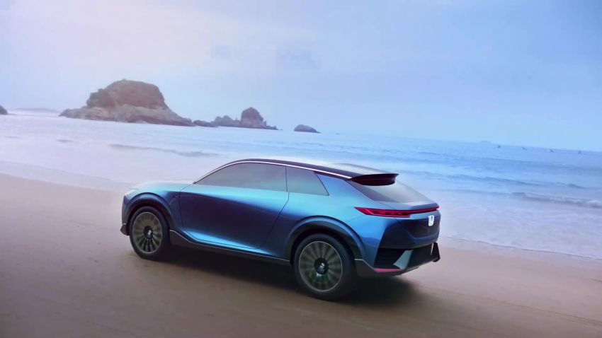 Honda SUV e:concept makes its debut at Beijing Motor Show – previews brand's first EV model for China Image #1184199