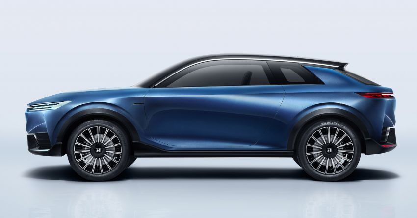 Honda SUV e:concept makes its debut at Beijing Motor Show – previews brand's first EV model for China Image #1184173