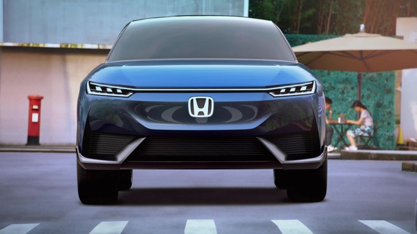 Honda SUV e:concept makes its debut at Beijing Motor Show – previews brand's first EV model for China Image #1184203