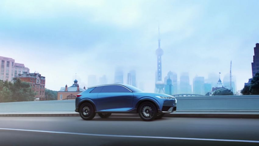 Honda SUV e:concept makes its debut at Beijing Motor Show – previews brand's first EV model for China Image #1184209