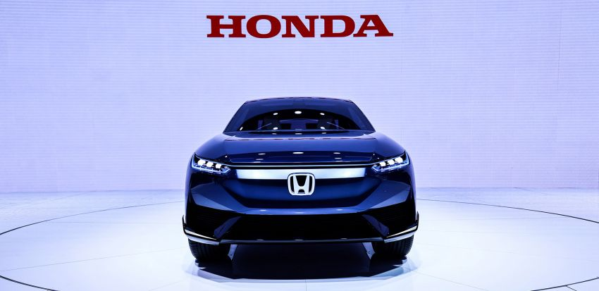 Honda SUV e:concept makes its debut at Beijing Motor Show – previews brand's first EV model for China Image #1184261