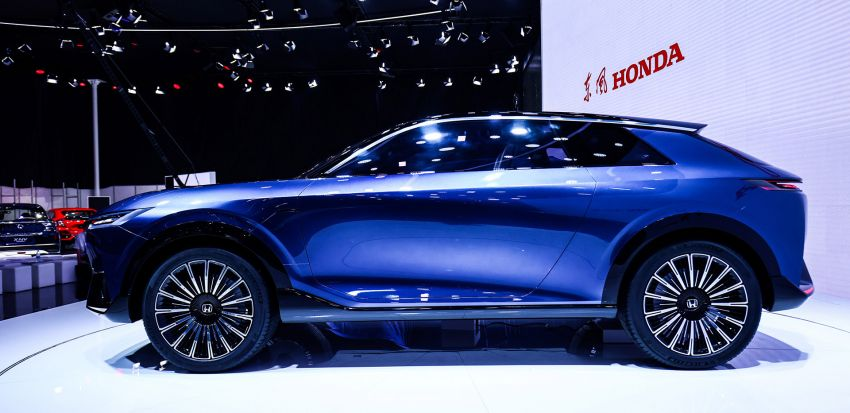 Honda SUV e:concept makes its debut at Beijing Motor Show – previews brand's first EV model for China Image #1184263