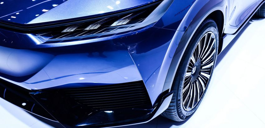 Honda SUV e:concept makes its debut at Beijing Motor Show – previews brand's first EV model for China Image #1184264