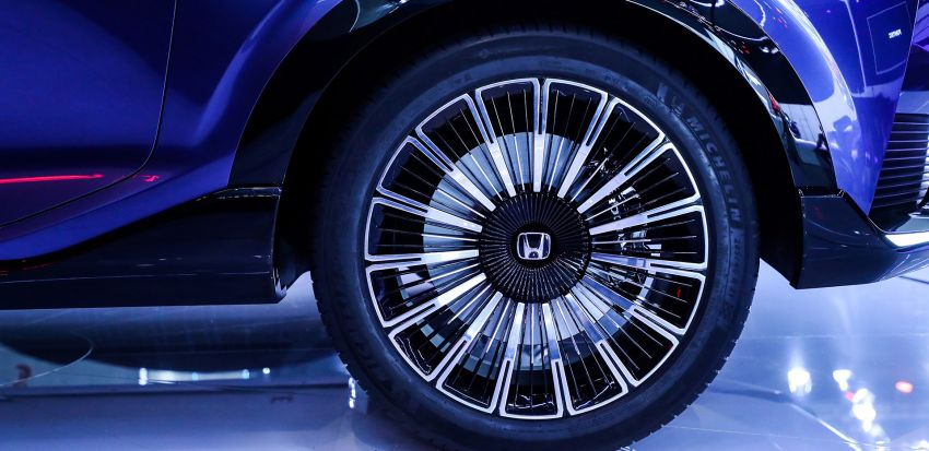 Honda SUV e:concept makes its debut at Beijing Motor Show – previews brand's first EV model for China Image #1184265