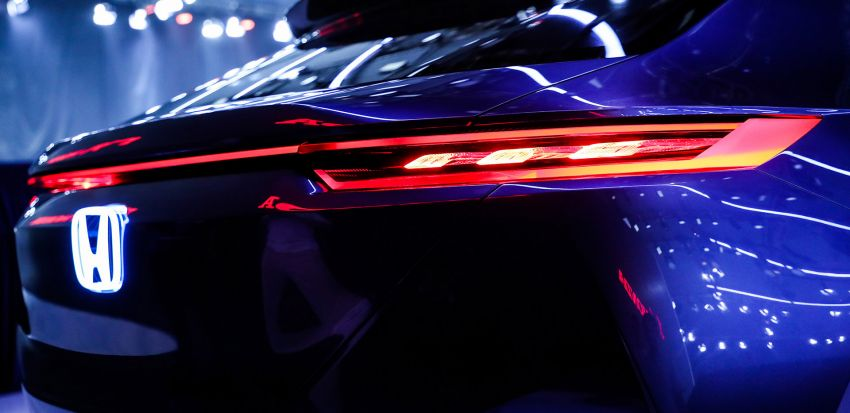Honda SUV e:concept makes its debut at Beijing Motor Show – previews brand's first EV model for China Image #1184267