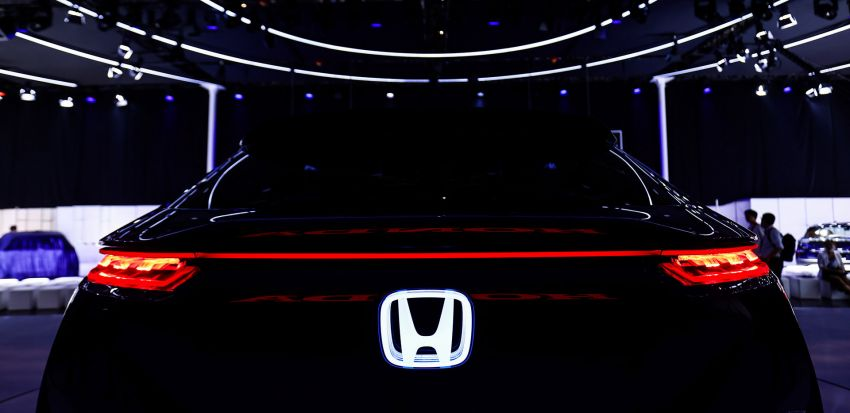 Honda SUV e:concept makes its debut at Beijing Motor Show – previews brand's first EV model for China Image #1184269