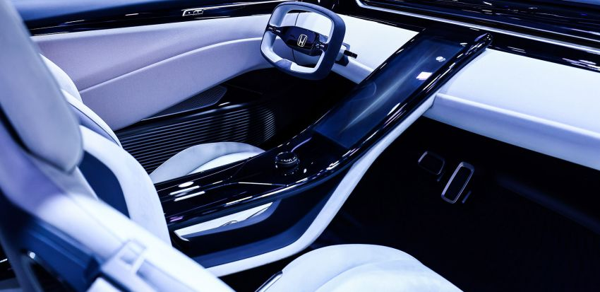 Honda SUV e:concept makes its debut at Beijing Motor Show – previews brand's first EV model for China Image #1184277