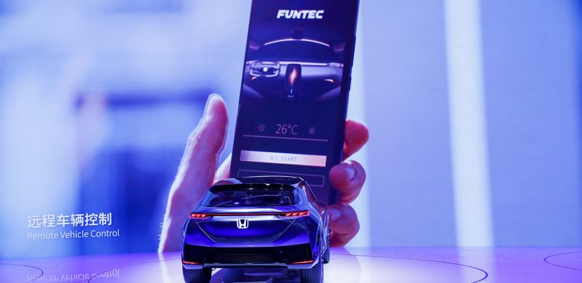 Honda SUV e:concept makes its debut at Beijing Motor Show – previews brand's first EV model for China Image #1184177