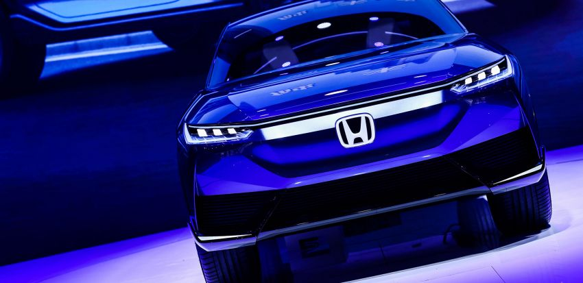 Honda SUV e:concept makes its debut at Beijing Motor Show – previews brand's first EV model for China Image #1184178