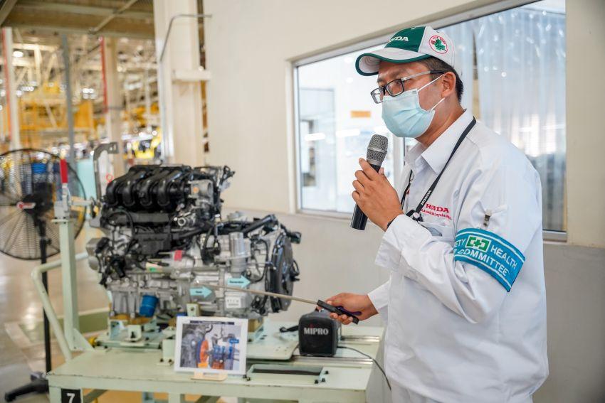 2020 Honda City: CKD production in full swing, Melaka factories upgraded to be on par with Honda Japan Image #1182793
