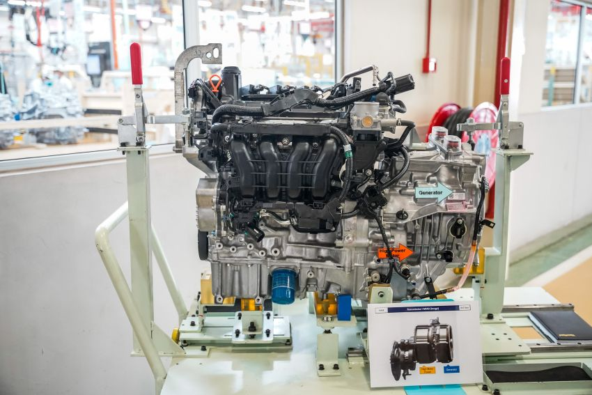 2020 Honda City: CKD production in full swing, Melaka factories upgraded to be on par with Honda Japan Image #1182795
