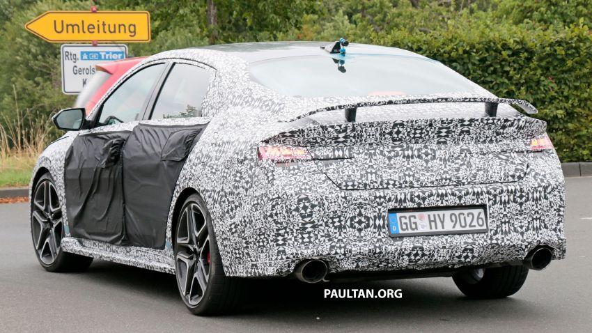 2021 Hyundai Elantra N – prototype teased in video Image #1184823