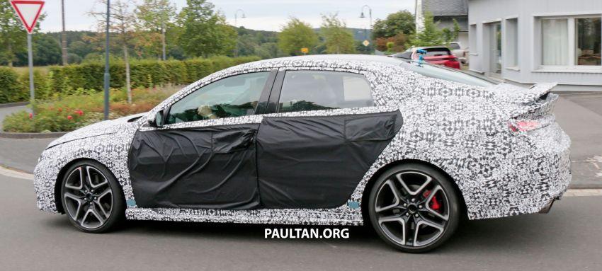 2021 Hyundai Elantra N – prototype teased in video Image #1184830