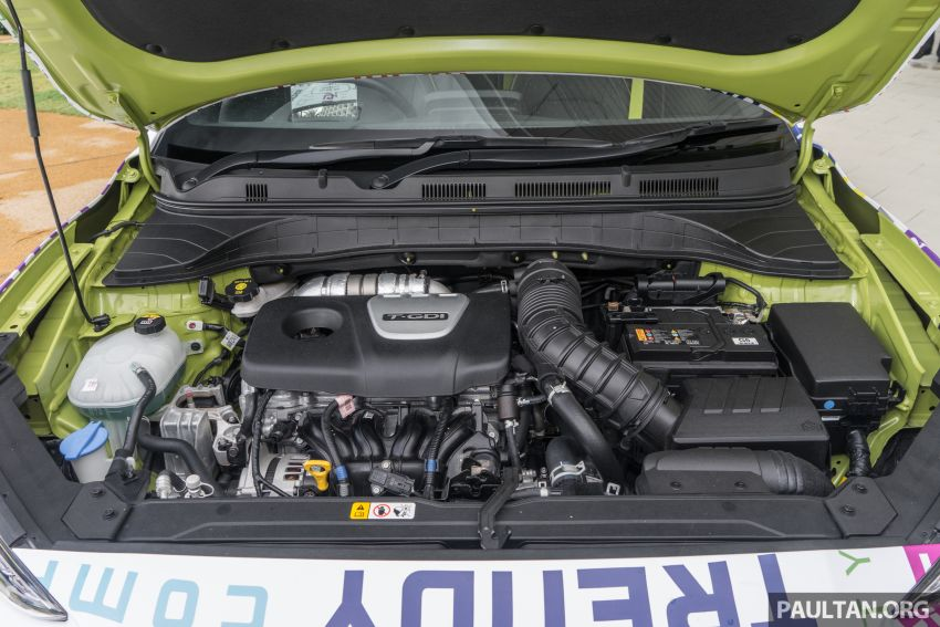 GALLERY: Hyundai Kona 2.0 MPI Mid – first photos of local-spec naturally-aspirated variant, 149 PS/179 Nm Image #1185969