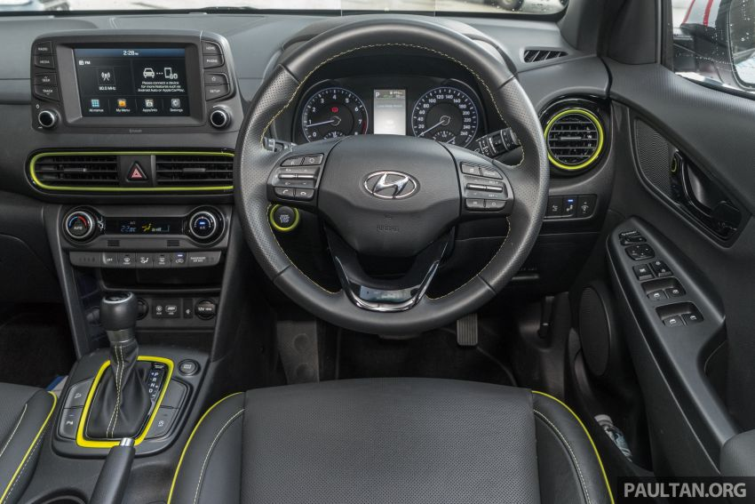 GALLERY: Hyundai Kona 2.0 MPI Mid – first photos of local-spec naturally-aspirated variant, 149 PS/179 Nm Image #1185976
