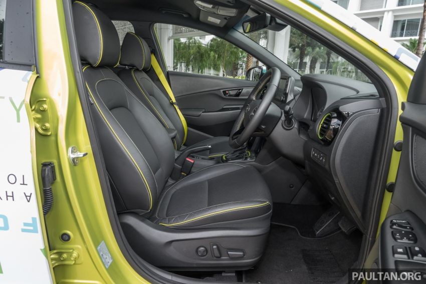GALLERY: Hyundai Kona 2.0 MPI Mid – first photos of local-spec naturally-aspirated variant, 149 PS/179 Nm Image #1185997