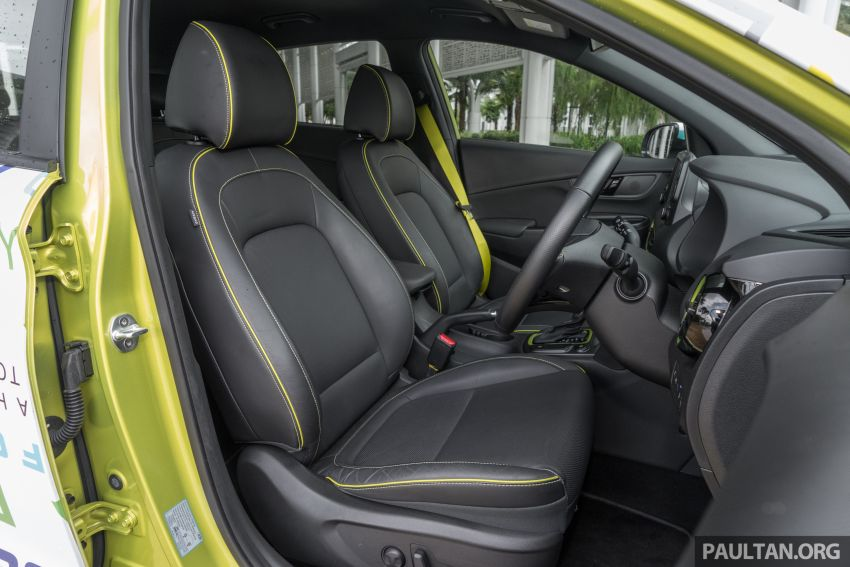 GALLERY: Hyundai Kona 2.0 MPI Mid – first photos of local-spec naturally-aspirated variant, 149 PS/179 Nm Image #1185999