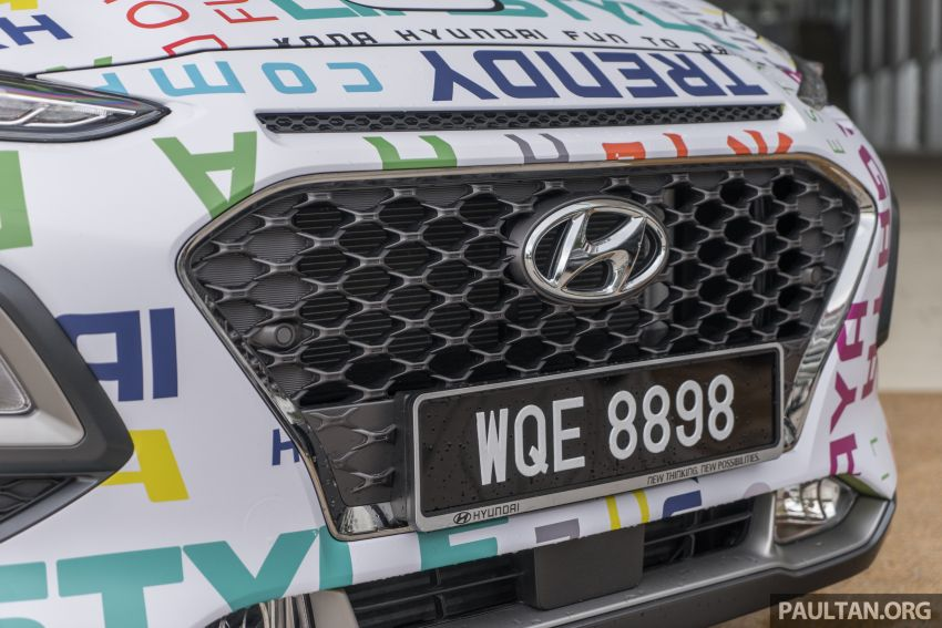 GALLERY: Hyundai Kona 2.0 MPI Mid – first photos of local-spec naturally-aspirated variant, 149 PS/179 Nm Image #1185952