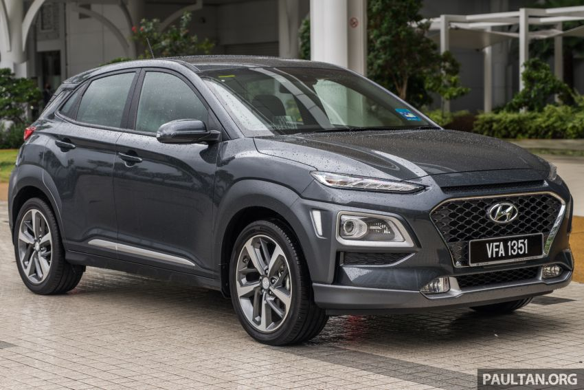 GALLERY: Hyundai Kona 2.0 MPI Mid – first photos of local-spec naturally-aspirated variant, 149 PS/179 Nm Image #1185821