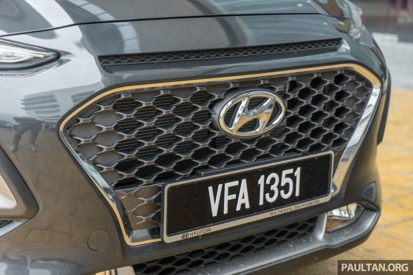 GALLERY: Hyundai Kona 2.0 MPI Mid – first photos of local-spec naturally-aspirated variant, 149 PS/179 Nm Image #1185831