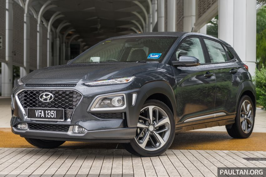 GALLERY: Hyundai Kona 2.0 MPI Mid – first photos of local-spec naturally-aspirated variant, 149 PS/179 Nm Image #1185822