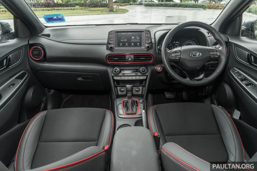 GALLERY: Hyundai Kona 2.0 MPI Mid – first photos of local-spec naturally-aspirated variant, 149 PS/179 Nm Image #1185851