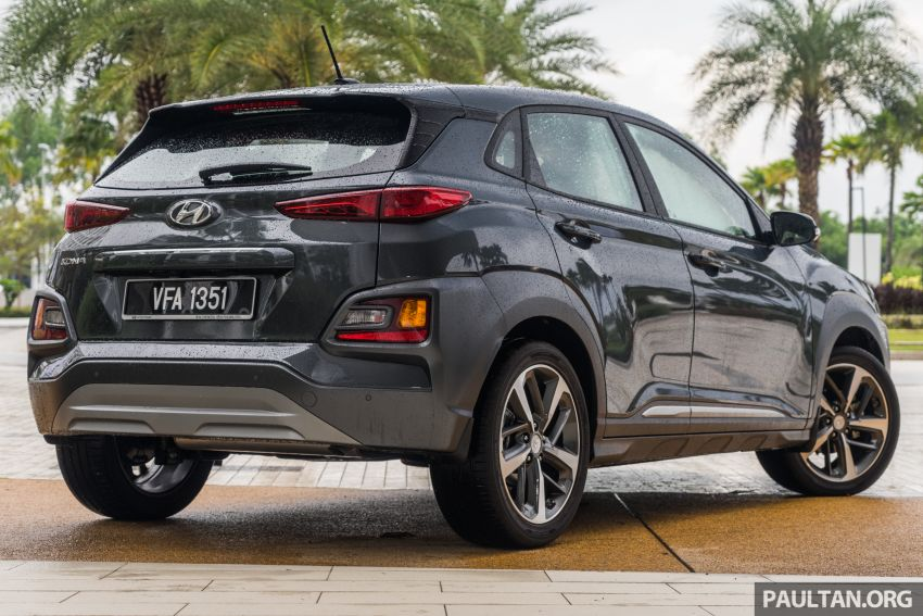 GALLERY: Hyundai Kona 2.0 MPI Mid – first photos of local-spec naturally-aspirated variant, 149 PS/179 Nm Image #1185824