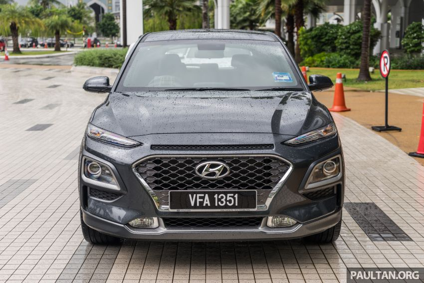 GALLERY: Hyundai Kona 2.0 MPI Mid – first photos of local-spec naturally-aspirated variant, 149 PS/179 Nm Image #1185825