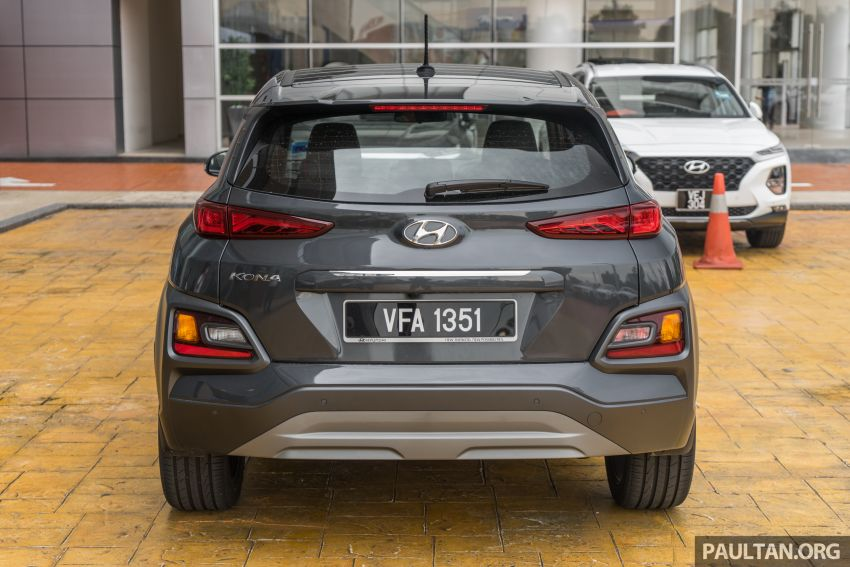 GALLERY: Hyundai Kona 2.0 MPI Mid – first photos of local-spec naturally-aspirated variant, 149 PS/179 Nm Image #1185827