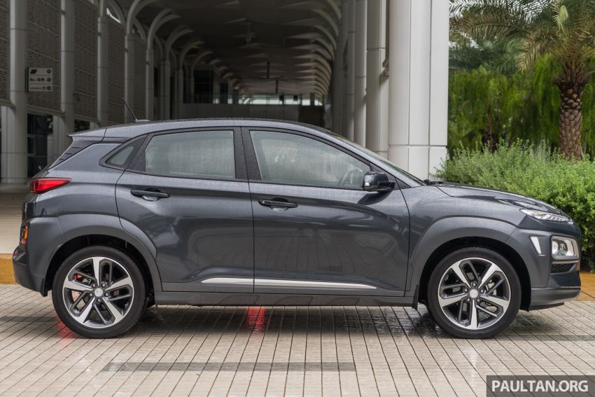 GALLERY: Hyundai Kona 2.0 MPI Mid – first photos of local-spec naturally-aspirated variant, 149 PS/179 Nm Image #1185828