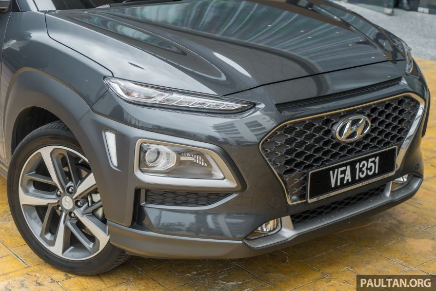 GALLERY: Hyundai Kona 2.0 MPI Mid – first photos of local-spec naturally-aspirated variant, 149 PS/179 Nm Image #1185829