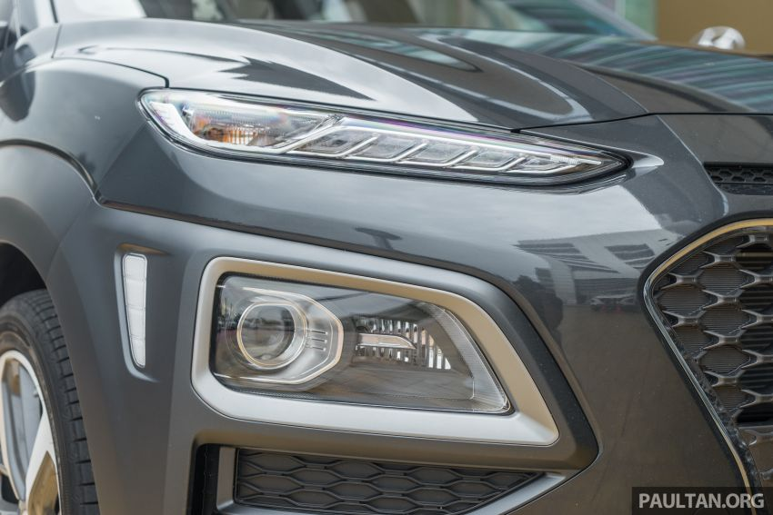 GALLERY: Hyundai Kona 2.0 MPI Mid – first photos of local-spec naturally-aspirated variant, 149 PS/179 Nm Image #1185830