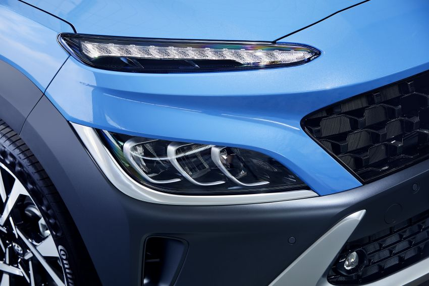 Hyundai Kona facelift revealed – now with N Line trim; enhanced powertrains, driver assist, connectivity Image #1169809
