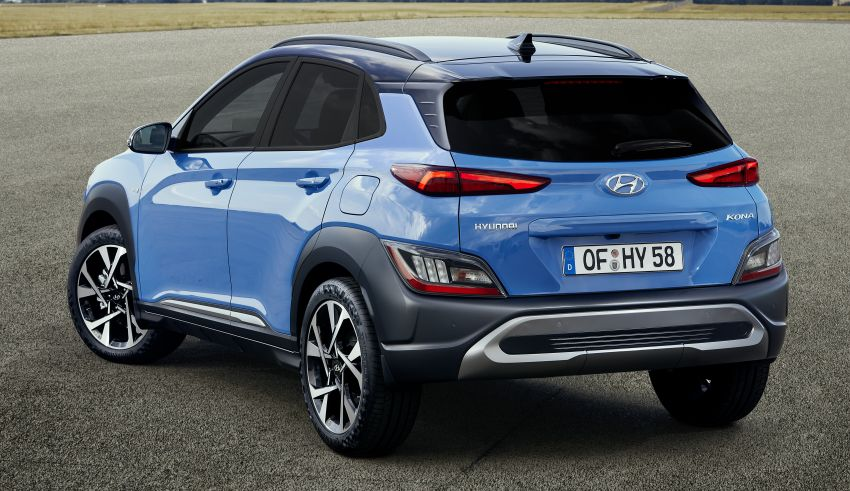 Hyundai Kona facelift revealed – now with N Line trim; enhanced powertrains, driver assist, connectivity Image #1169812