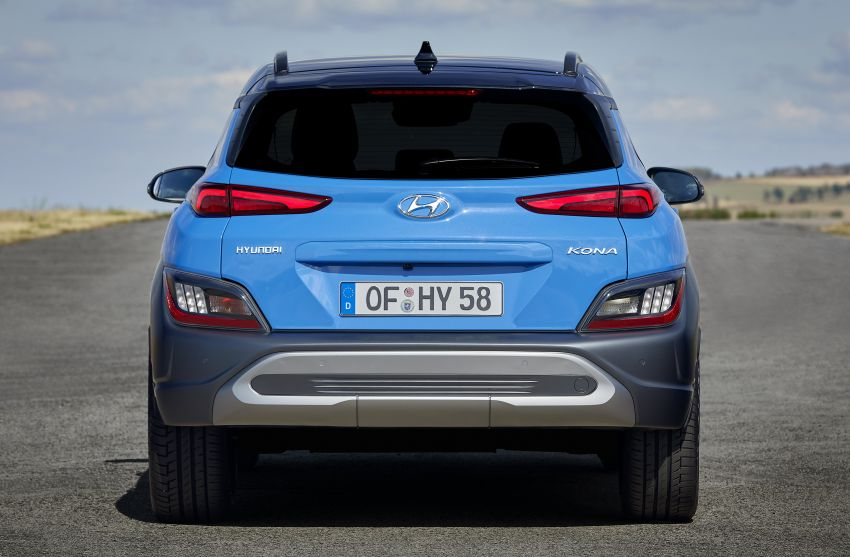 Hyundai Kona facelift revealed – now with N Line trim; enhanced powertrains, driver assist, connectivity Image #1169813
