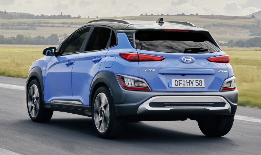 Hyundai Kona facelift revealed – now with N Line trim; enhanced powertrains, driver assist, connectivity Image #1169815
