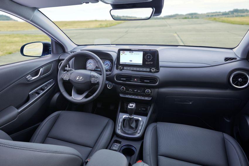 Hyundai Kona facelift revealed – now with N Line trim; enhanced powertrains, driver assist, connectivity Image #1169816
