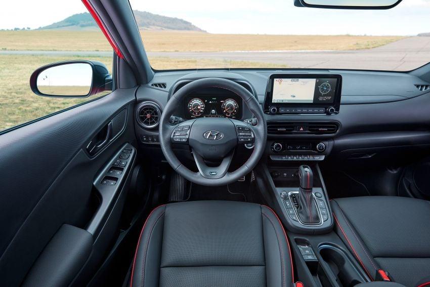 Hyundai Kona facelift revealed – now with N Line trim; enhanced powertrains, driver assist, connectivity Image #1169832