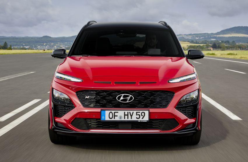 Hyundai Kona facelift revealed – now with N Line trim; enhanced powertrains, driver assist, connectivity Image #1169822