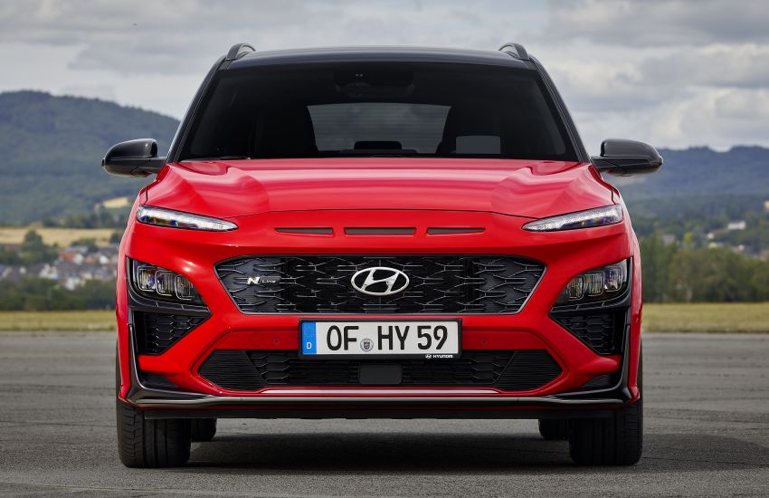 Hyundai Kona facelift revealed – now with N Line trim; enhanced powertrains, driver assist, connectivity Image #1169824