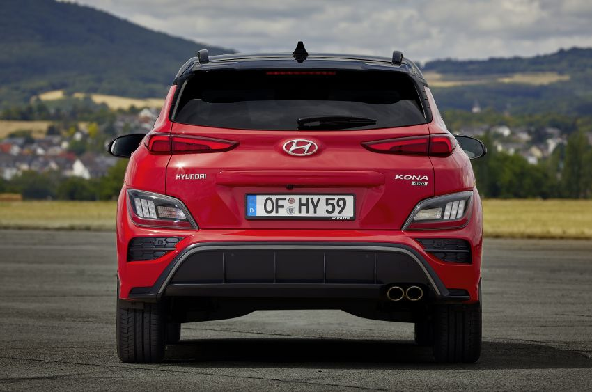 Hyundai Kona facelift revealed – now with N Line trim; enhanced powertrains, driver assist, connectivity Image #1169825